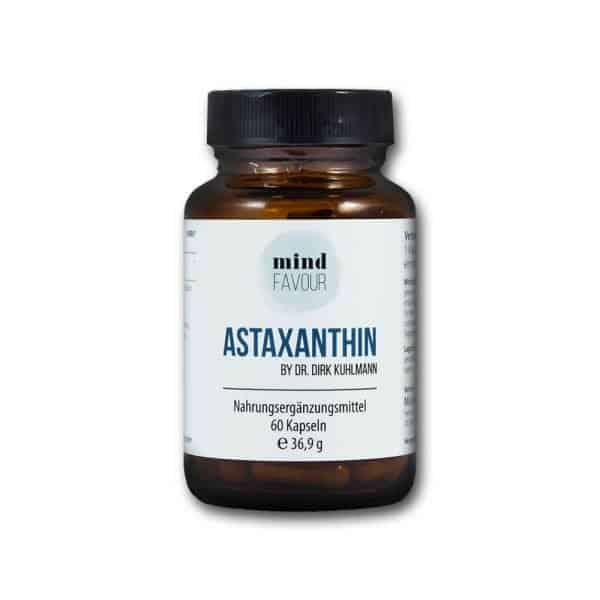 Astaxanthin als Nahrungsergänzungsmittel in Kapseln kaufen 26.05. weiß