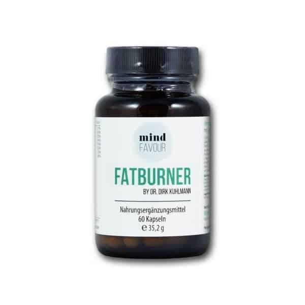 MIND FAVOUR Nahrungsergaenzungsmittel Fatburner Kapseln kaufen schnell und gesund abnehmen 2019
