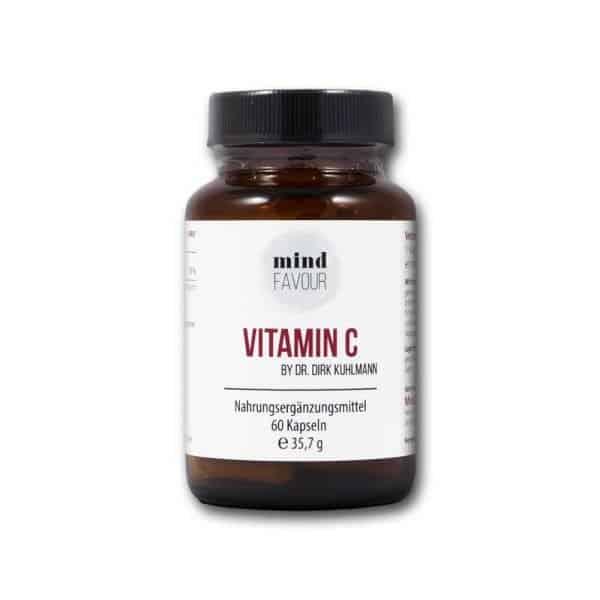 MIND FAVOUR Nahrungsergaenzungsmittel Vitamin C Kapseln kaufen 2019