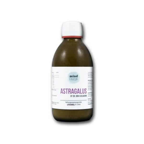 MIND FAVOUR Astragalus liposomal vegan als Nahrungsergaenzungsmittel kaufen